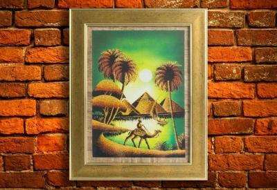 Египет. пальмы